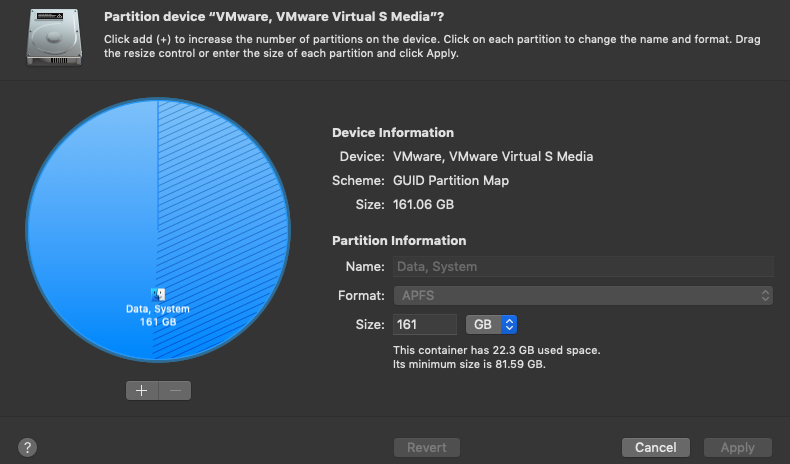 disk utility partition manager