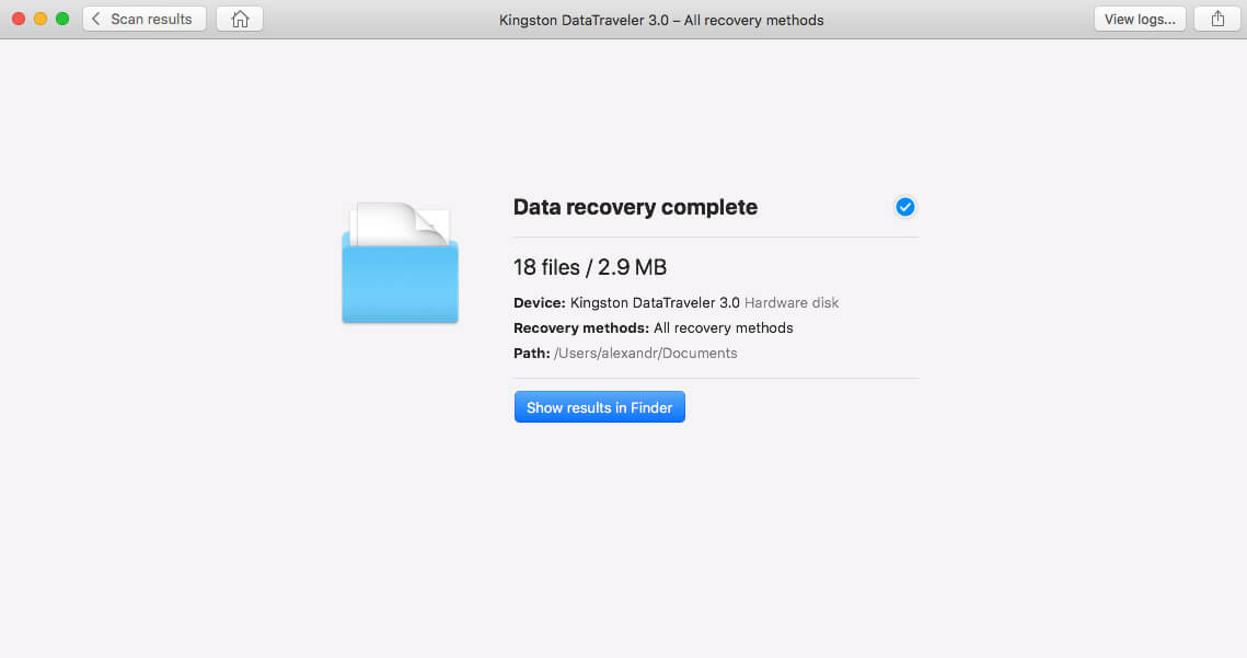 recover partition mac