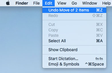 Recover Deleted Files with Undo Options