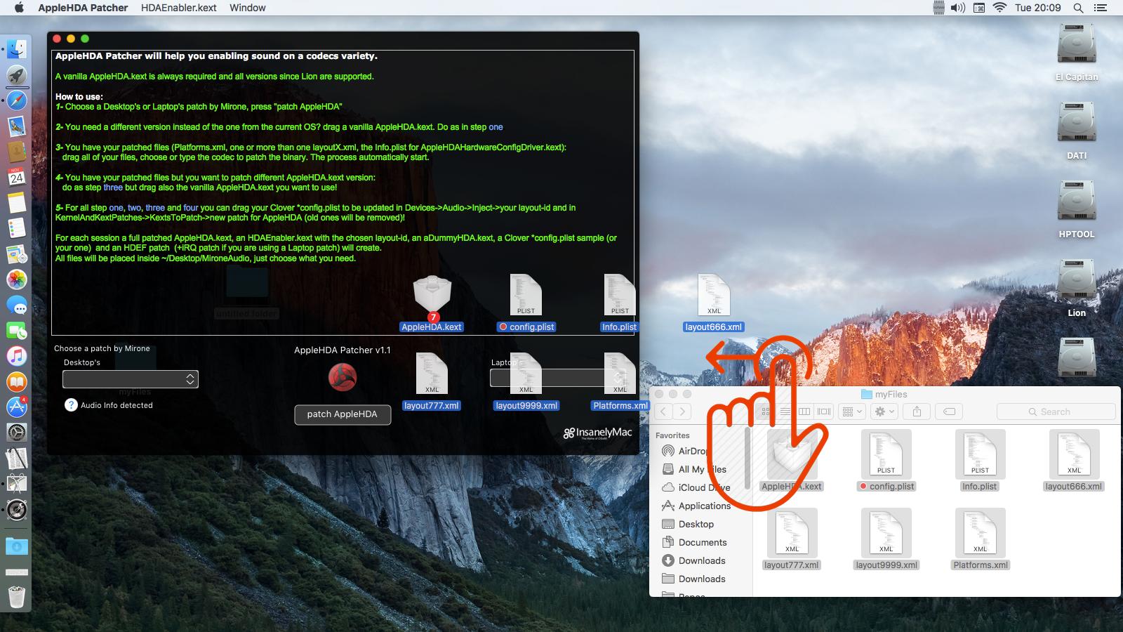 Yosemite patcher download