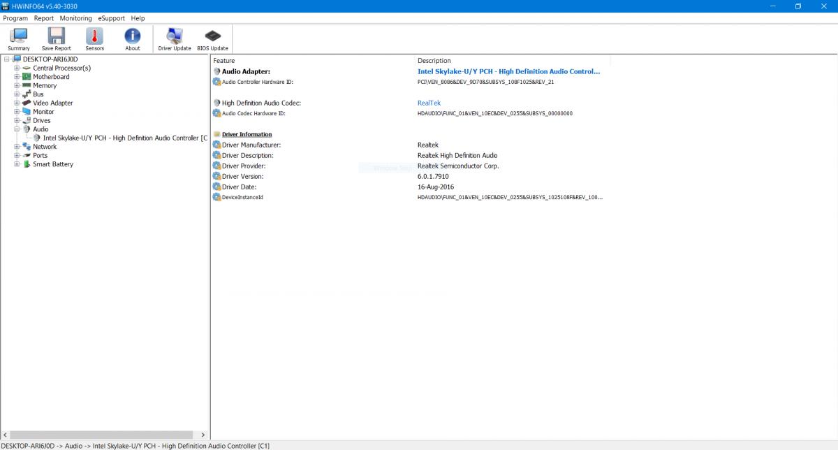 Hd audio func drivers for mac os